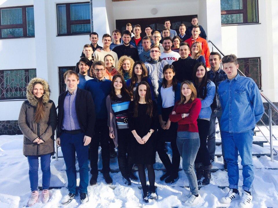 Останніх три тижні, а саме з 30.01 по 17.02, студенти #ЛБС проходили предмет Христологія і Сотеріологія разом із викладачем Кучурян Д.В
